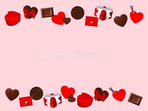 バレンタイン イラスト素材 2343372 フォトライブラリー Photolibrary