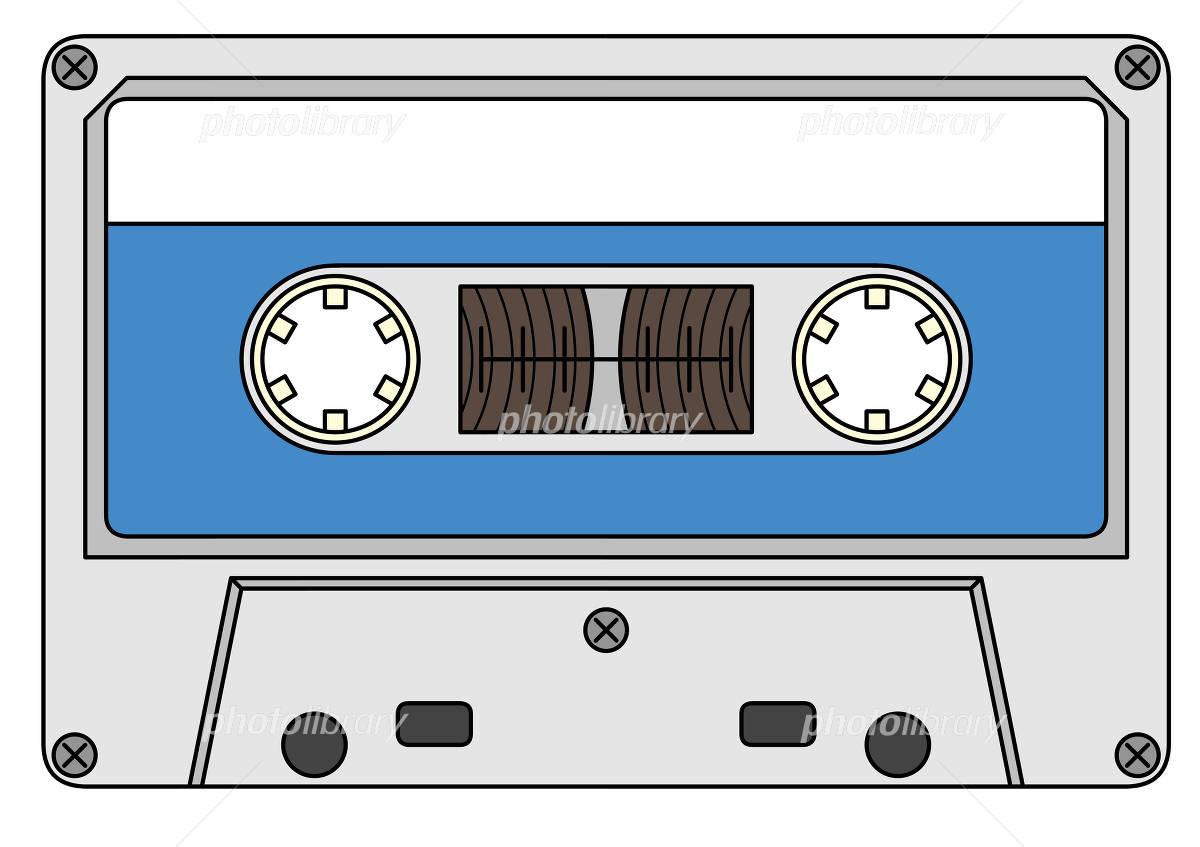 カセットテープ イラスト素材 2345487 フォトライブラリー