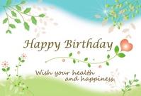 Birthday card [2343729] Birthday