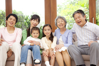 3 generation family Stock photo [2349356] 3
