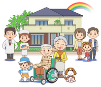Home care - Wheelchair Home