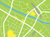 Town map [2354301] Map