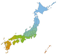 Map of Japan [2472456] Map