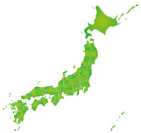 Map of Japan [2474768] Map