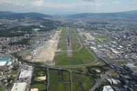 Fukuoka Airport aerial photo Stock photo [2479127] Fukuoka
