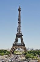 Eiffel Tower Stock photo [2479660] Beam