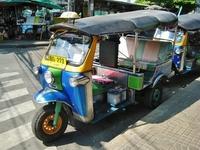 Tuk tuk of Bangkok, Thailand Stock photo [2481039] Thailand