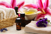 Aroma Treatment Stock photo [2481788] Aromatherapy