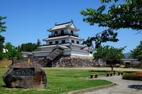 Shiroishi Castle Stock photo [2598686] Shiroishi
