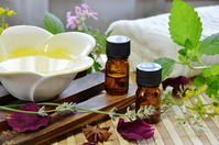 Aromatherapy massage Stock photo [2599575] Aromatherapy