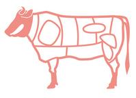Site of beef [2601024] Beef