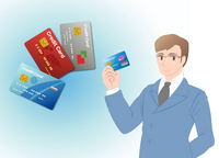 Credit card payment illustrations [2601410] Credit