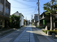 Streets of Daimon Street Ashikaga Stock photo [2604622] Town