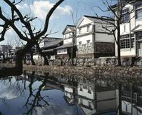 Kurashiki aesthetic area Kurashiki Folk Crafts Museum Stock photo [2609833] Japan