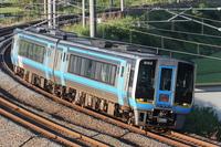 JR Shikoku 2000 system railcars express Shimanto Stock photo [2611181] JR