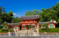 Kyoto Yasaka Shrine Stock photo [2689988] Yasaka