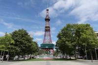 Sapporo TV Tower Stock photo [2691267] Sapporo
