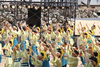 Yosakoi Festival Stock photo [2691925] Yosakoi