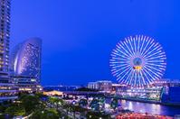 Minato Mirai 21 of night view Stock photo [2693197] Yokohama