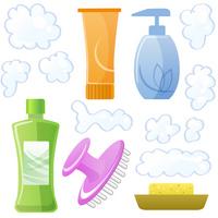 Shampoo bottle [2693826] Body