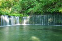 Shiraito Falls Karuizawa Stock photo [2695320] Waterfall