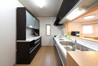Residence of the system kitchen image Stock photo [2695688] Kitchen