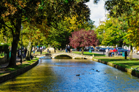 United Kingdom Bourton-on-the-Water Stock photo [2698146] Bourton-on-the-Water