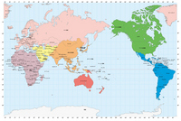 Map of the world [2698255] Map