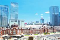 Tokyo station Stock photo [2699627] Landscape