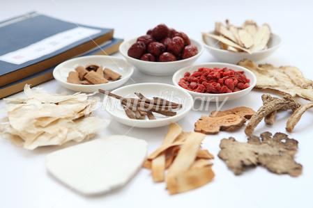 Chinese herbal medicine image Photo