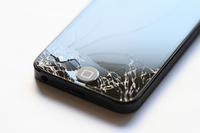 Screen cracking Stock photo [2775734] Smartphone