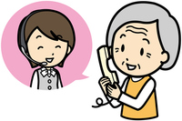 Telephone counseling [2776281] Call