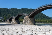 Kintai bridge Stock photo [2782900] Japan