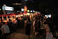 Hakata sandbar Yatai Street night view Stock photo [2868838] Kyushu