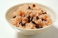 Ouchi in red rice Stock photo [2870857] Festive