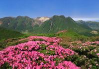 Kuju mountain range Stock photo [2871115] Mitsumatayama