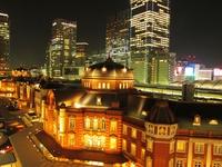 Tokyo station Stock photo [2944317] Tokyo