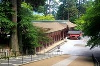 Shiga summer of Mount Hiei Enryakuji Konponchudo Stock photo [2948218] Enryakuji