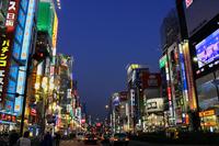 Shinjuku Kabukicho night Stock photo [2949437] Kabukicho