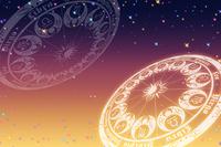 Image frame of the horoscope [2950192] Empty