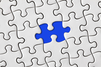 Jigsaw puzzle Stock photo [2951000] Jigsaw