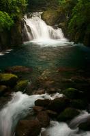 Tengu waterfall Stock photo [2952386] Waterfall