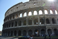 The Colosseum Stock photo [2952993] The