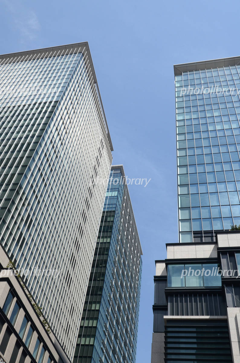 Group of buildings Photo