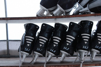 Speed skating shoes Stock photo [3032673] Speed