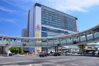 Shin-Yokohama Station intersection Stock photo [3116474] Kanagawa