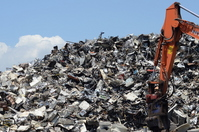 Waste Stock photo [3122965] Industrial