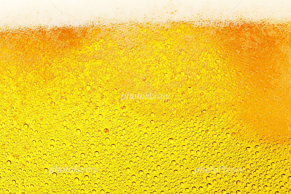 Beer close-up Photo