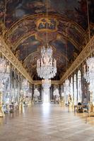 Between Versailles mirror Stock photo [3213812] Palace