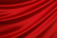Red silk satin Stock photo [3214234] Silk